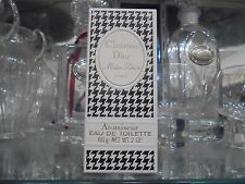 "MISS DIOR CHRISTIAN DIOR EDT atomiseur 60g very rare vintage perfume""sealed"""