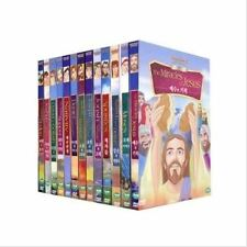 THE BIBLE ANIMATION Collection 13 DVDs SET - William B.Kowalchuk DVD (Sealed)
