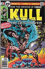 KULL THE DESTROYER #16 (VG/FN) FROM THE CREATOR OF CONAN 1970S BRONZE AGE MARVEL
