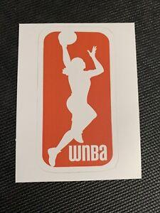 "Womens National Basketball Association WNBA Sticker Decal 3.9"" x 2"" - Free Ship"