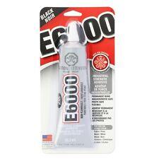 COLLA E-6000 Adesivo 59 ml gioielli legno tessuto metallo vetro NERA