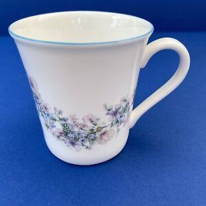 "Wedgwood ""Angela"" From the Barlaston Collection Bone China Coffee Mug."
