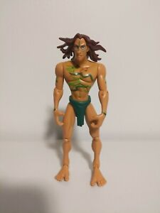 "Disney Burroughs Tarzan Jungle Surfin'  6.5"" Figure 1999"