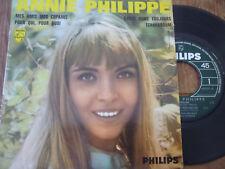 "ANNIE PHILIPPE Rare EP  ""Tchakaboum""!!!"