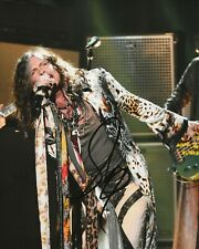 Aerosmith Steven Tyler  Autographed 8x10 Photo (Reproduction)