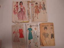 McCall-Simplicity-New York-Advance Patterns LOT of 5 size 14 All pieces included