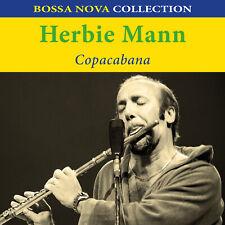 CD Herbie Mann : Copacabana (Bossa Nova Collection)