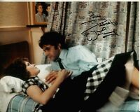 DEBORAH WATLING hand-signed THAT'LL BE THE DAY 8x10 uacc rd coa SEXY BRA IN BED