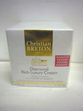 BNIB christian breton diamond rich luxury cream 50ml