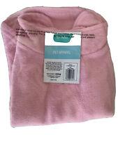Fleece Dog Sweater NWT - Pink