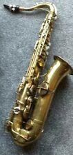 Vintage Supertone Saxophone.