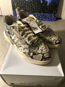 Adidas Supercourt RX Snake Skin Men's Size 10.5 EH0147 Limited Edition
