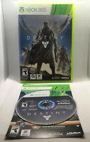 Destiny - Complete CIB - Xbox 360