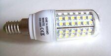 E14-G9  LAMPADA  LED 4W (60W) 80 SMD 3528  BIANCO FREDDO 6000K PAVIA