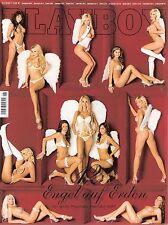Playboy 1/2007 Januar 2007 12 Engel auf Erden Samba Fieber mit Playmatekalender