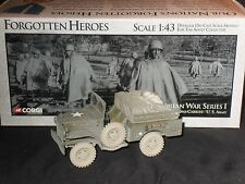 Corgi US51703 Korean War Dodge Wc51 3/4 Ton Weapons Carrier Diecast Model 1 43