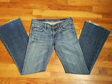 """Citizens of Humanity COH """"Naomi #065"""" Low Rise Flair Women's Jeans, Size 28"""