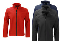 Panacea Flint Soft Shell Jacket in RED, Navy, Black OR Grey SS2G1 SIZE: XS - 4XL