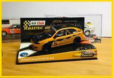 2005 Scalextric Club 06169  Seat Leon No5 #5 Slotcar 1:32 NEU