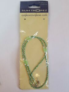 Sun Tropez Eyeglass & Sunglasses Cord Green