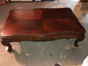 Broyhill Mahogany Coffee table