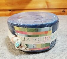 Moda Bella Solids jelly roll Admiral Blue New