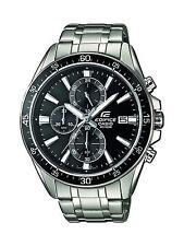 Casio Edifice | efr-546d -1 avuef | reloj hombre | neu&ovp | plata | acero inoxidable
