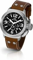 TW Steel Canteen Men's Chronograph Quartz Watch - TW6 NEW