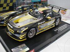 Rennbahnen & Slotcars von Mercedes im Maßstab 1:24 Modellbau