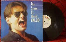 "FALCO ** The Sound Of Musik ** ORIGINAL 1986 Spain 12"" SINGLE **CBS WEA**"