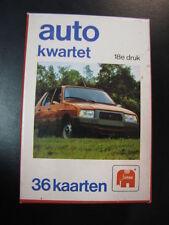Jumbo Auto Kwartet Kwartettspel #18e druk (Quartett) (1979)
