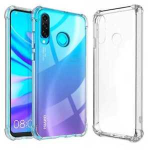 Funda Protectora Silicona Antideslizante Caidas para Huawei P30 Lite