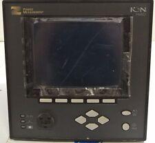 Power Measurement ION Model 7550 Power logic Analyzer