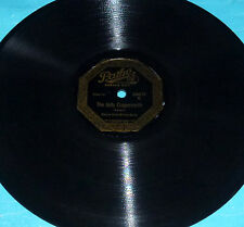 Empire State Military Band - Anvil Chorus & The Jolly Coppersmith / Pathe 20637