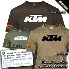 KTM Racing Tshirt - Superbikes Rossi T shirt - Biker Mens Tee Birthday Gift Idea