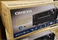NEW Onkyo TX-NR676 7.2CH Network A/V Receiver, Built-In Wi-Fi and Bluetooth
