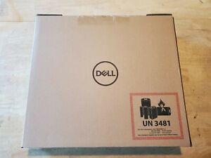 NEW Dell Latitude 9510 i7-10810U 256GB PCIe 16GB FHD CMRA BT W10P BKLT TB FP WTY