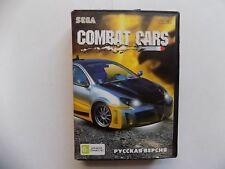 COMBAT CARS Sega Genesis Mega Drive.+