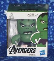 New Sealed Marvel The Avengers Hulk Mini Muggs Action Figure 2011 Hasbro