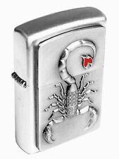 Zippo ® Feuerzeug Skorpion Flame Emblem
