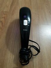 Brookstone Mini Tapper Massager Dual Speed Plug-In Single Personal Massager