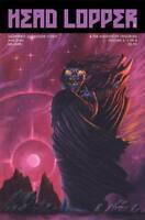 Head Lopper #9 cover B variant Maclean Image Comic 1st Print 2018 NM