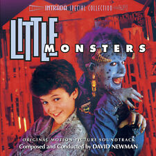 LITTLE MONSTERS (MUSIQUE DE FILM) - DAVID NEWMAN (CD)
