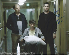 COMEDIAN JIM JEFFERIES HAND SIGNED AUTHENTIC LEGIT STAND UP 8X10 PHOTO U w/COA