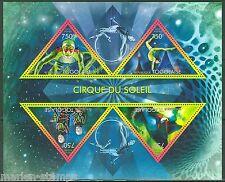 Togo 2013 Cirque Du Soleil Sheet Mint Nh