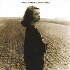 BAIER , SIBYLLE - COLOUR GREEN NEW VINYL RECORD