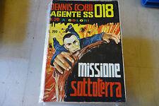 """MAGNUS """"DENNIS COBB AGENTE SS 018 Nr 20- FUMETTO Ed.CORNO Dic.1966- FUM0"""