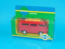 1:42 GAMA MINI VW Bus T2 Feuerwehr Gerätewagen - MINT in BOX (E468
