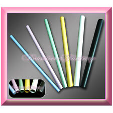 BF 6x C CURVA Rod BASTONI French Acrilico Nail Art Tool ANTI RUGGINE Rivestimento # 282