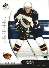 2005-06 (THRASHERS) SP Authentic Limited #7 Marian Hossa/100